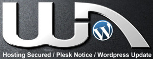 A screenshot with the Wealthy Affiliate and WordPress logos